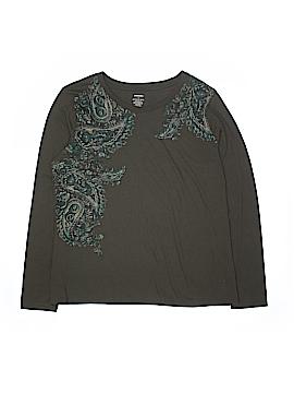Kohl's Long Sleeve T-Shirt Size XL