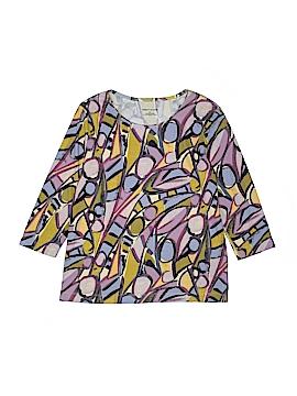 Rebecca Malone 3/4 Sleeve T-Shirt Size L