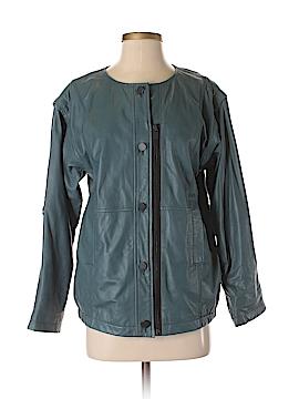 Kelly Wearstler Leather Jacket Size 2