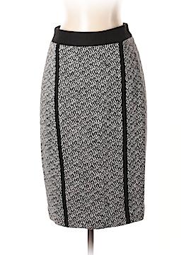 Pink Tartan Casual Skirt Size 4