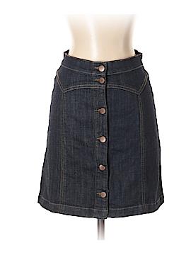H&M Denim Skirt Size 4