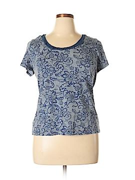 Studio Works Short Sleeve T-Shirt Size 1X (Plus)