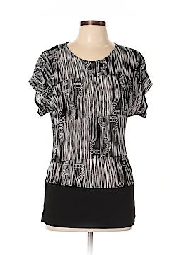 Ashley Stewart Short Sleeve Top Size 12