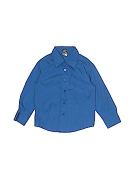 Dockers Long Sleeve Button-Down Shirt Size 5