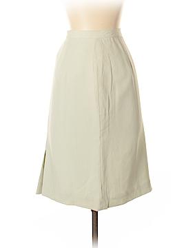 Jones New York Silk Skirt Size 8