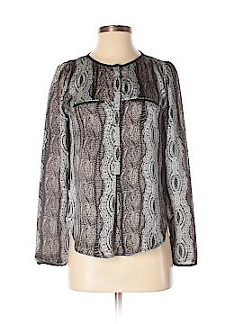 Aryn K. Long Sleeve Blouse Size XS