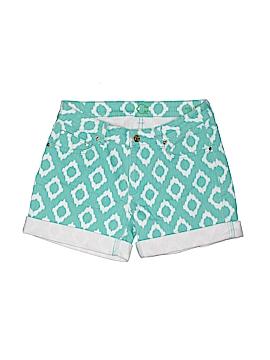 C. Wonder Denim Shorts 26 Waist