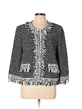 St. John Wool Cardigan Size 12