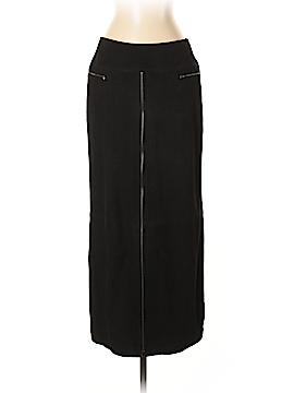 Dana Buchman Leather Skirt Size 4