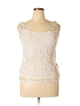Yoana Baraschi Sleeveless Blouse Size L