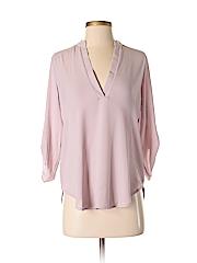 Lush Women 3/4 Sleeve Blouse Size XS