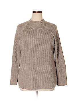Lauren by Ralph Lauren Wool Pullover Sweater Size 1X (Plus)