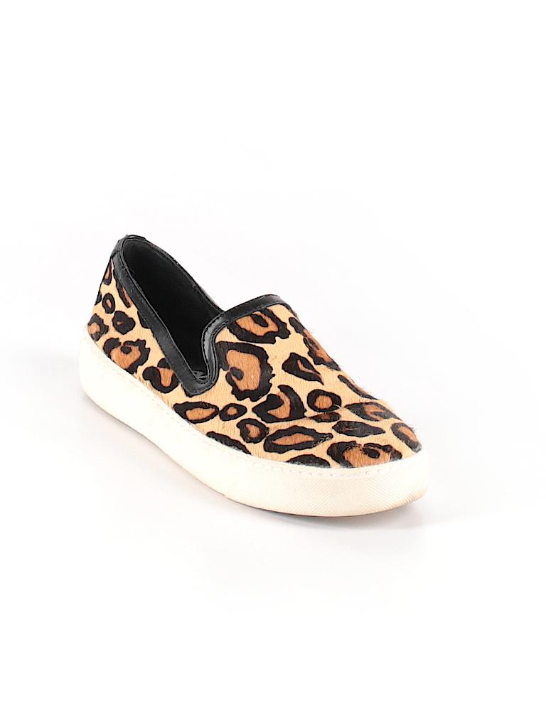5a280395c169 Sam Edelman Animal Print Beige Sneakers Size 7 1 2 - 58% off