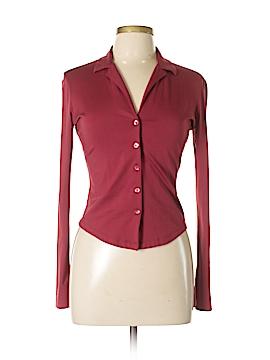 Armani Exchange Long Sleeve Blouse Size M