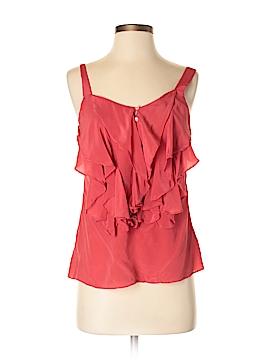 Dil Sleeveless Silk Top Size 2