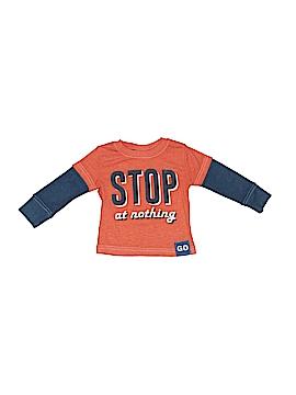 MISH Boys Long Sleeve T-Shirt Size 6 mo