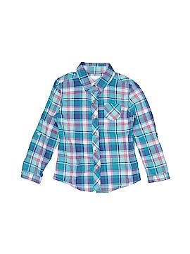 Mudd Long Sleeve Button-Down Shirt Size 5