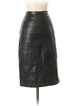 Thalian Faux Leather Skirt Size 4