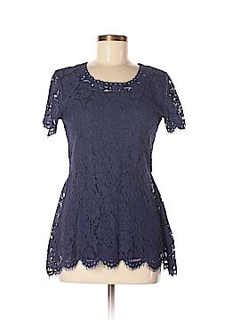 Isaac Mizrahi for Target Short Sleeve Blouse Size XS