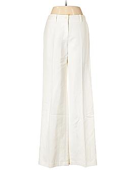 Sigrid Olsen Linen Pants Size 2