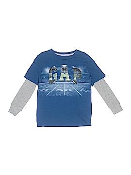 Gap Kids Long Sleeve T-Shirt Size S (Youth)