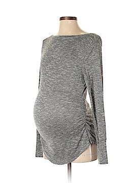 Liz Lange Maternity for Target Long Sleeve T-Shirt Size XS (Maternity)