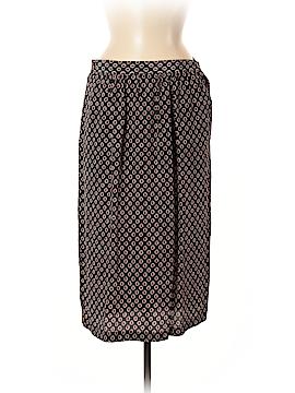 Argenti Silk Skirt Size 8