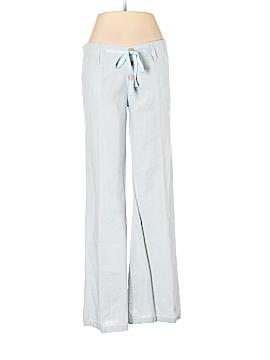 Planet Gold Linen Pants Size M