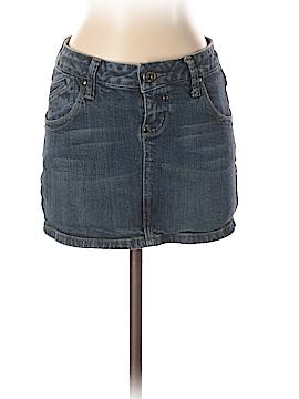 Zana Di Jeans Denim Skirt Size 3