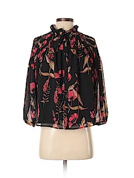 Yumi Kim Long Sleeve Blouse Size XS