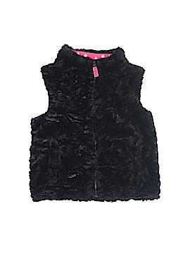 Carter's Faux Fur Vest Size 4T