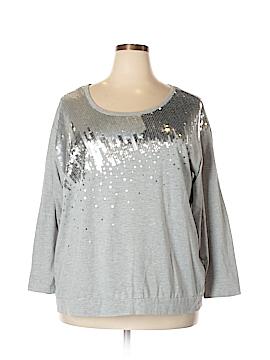 Roaman's Sweatshirt Size 22 (1X) (Plus)