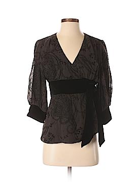 Tibi 3/4 Sleeve Blouse Size S