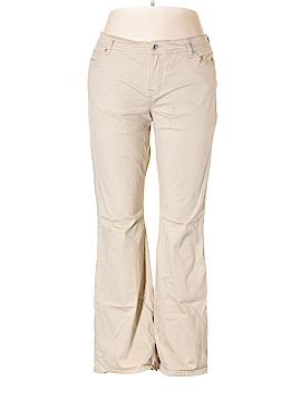 Glo Khakis Size 17