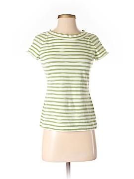 Lafayette 148 New York Short Sleeve T-Shirt Size S