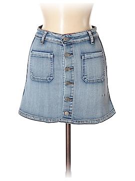 Supre Denim Skirt Size 8