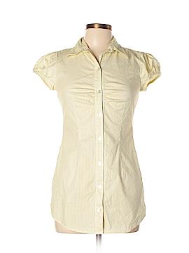 BCX Short Sleeve Button-Down Shirt Size M