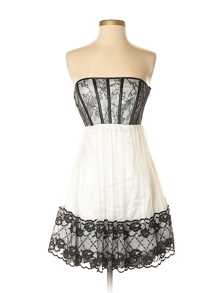 Jessica McClintock for Gunne Sax Women Cocktail Dress Size 3