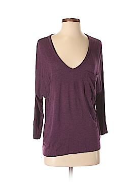 Bordeaux Long Sleeve Top Size XS