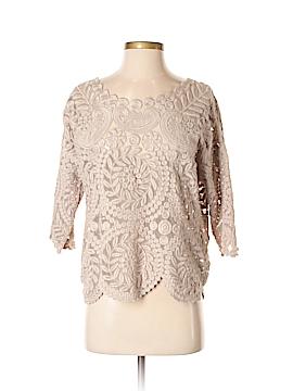 Yoana Baraschi 3/4 Sleeve Top Size XS