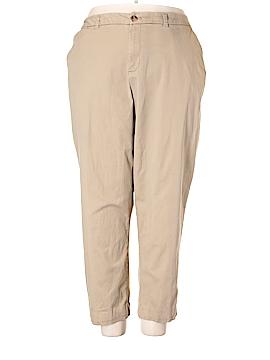 Faded Glory Khakis Size 26 (Plus)