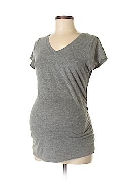 Liz Lange Maternity Short Sleeve T-Shirt Size M (Maternity)