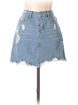 Unbranded Clothing Denim Skirt Size 11