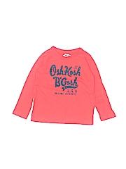 OshKosh B'gosh Boys Long Sleeve T-Shirt Size 2T