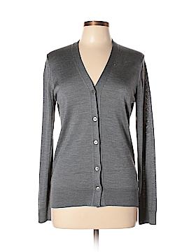 Donna Karan Signature Silk Cardigan Size M