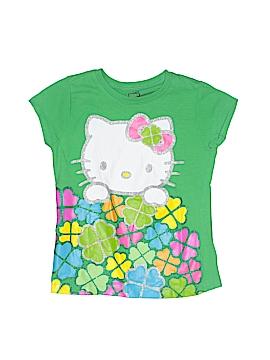 Hello Kitty Short Sleeve T-Shirt Size 5 - 6