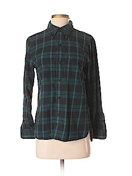 Kate Spade Saturday Long Sleeve Button-Down Shirt Size 4
