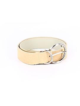 New York & Company Leather Belt Size L