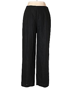 DressBarn Linen Pants Size 12