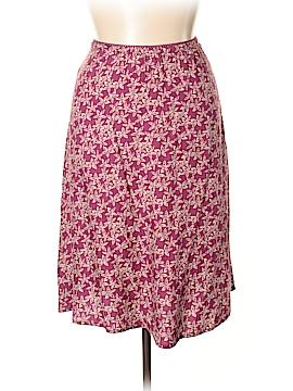 Denim Co Casual Skirt Size 1X (Plus)